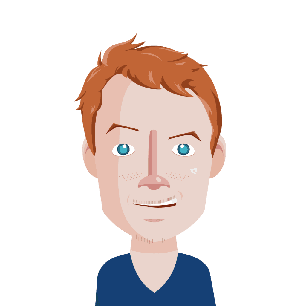 ROI Animations Team member Bjorn animatiestudio Breda
