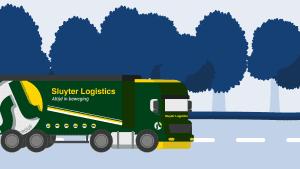 Sluyter Logistics - bedrijfsanimatie thumbnail | ROI animations